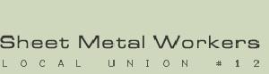 Sheet Metal Local 12 Logo 300x70